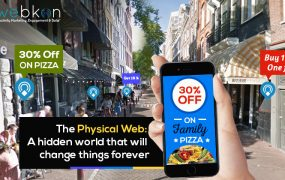 The Physical Web: A Hidden World That Will Change Things Forever