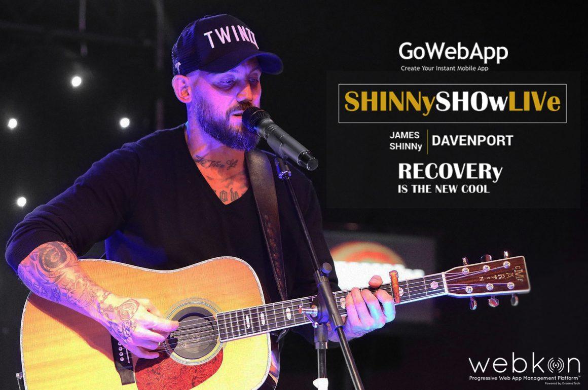 James Shinny Davenport Official Website