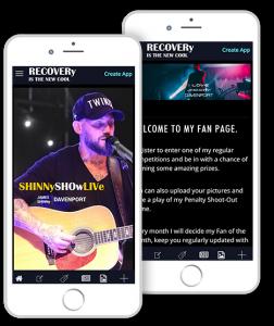 James Shinny Davenport Webkon App