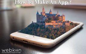 How To Make An App ?